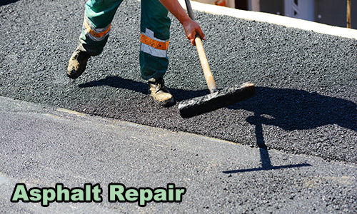 North Carolina Piedmont Triad Official Asphalt Repair Services