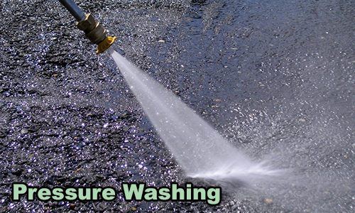 North Carolina Piedmont Triad Official Pressure Washing Services